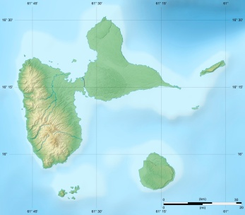 Guadeloupe_department_relief_location_map